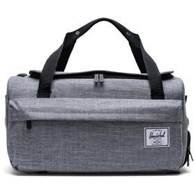 Herschel Outfitter 30l Bolsa de Viaje, raven crosshatch